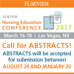 Elsevier NEC Call for Abstracts
