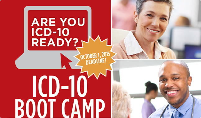 Are you ICD-10 ready?